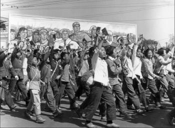 Image result for mao zedong leading movement